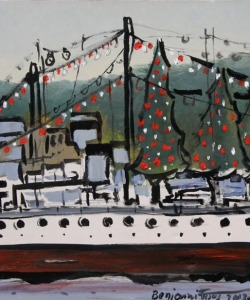 Benjamí Tous · Barco de Navidad