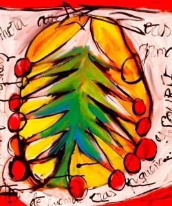 Saúl Gil · Árbol de Navidad