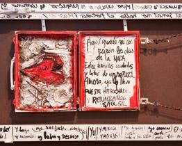 La caja donde guardé el corazón en los tiempos de la nada