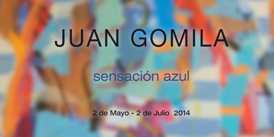 Juan Gomila · Sensación Azul