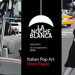 Noche Blanca · Italian Pop Art