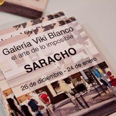 Inauguración de la exposición de Saracho
