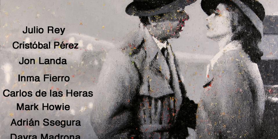 """Cámara, ¡acción!"" Exposición Colectiva en colaboración al Festival Internacional de Cine"