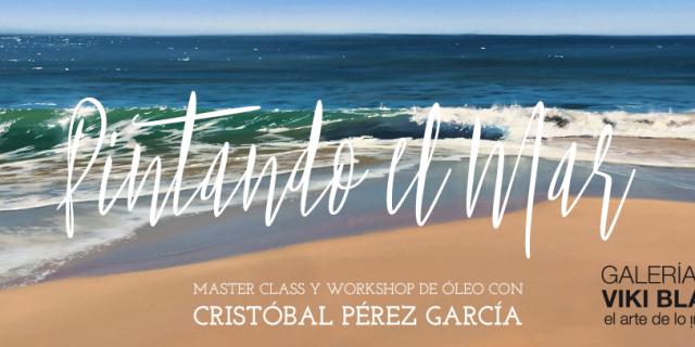 Masterclass y workshop de Cristóbal Pérez