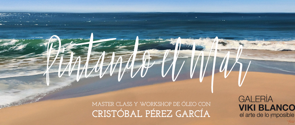 Masterclass y workshop con Cristóbal Pérez