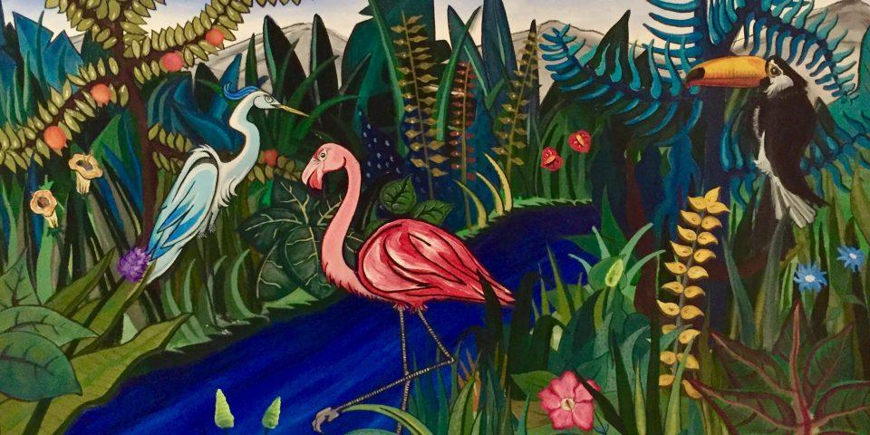 """Inauguración """"Tropicalísimo"""" de Álvarez las Heras"""