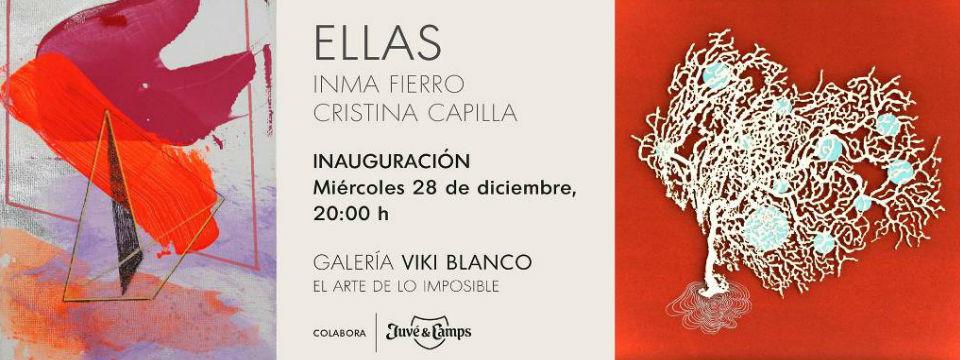 """""""ELLAS"""" de Inma Fierro y Cristina Capilla"""
